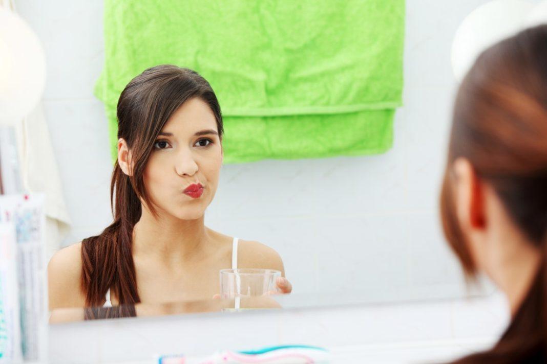 bain de bouche naturel maison