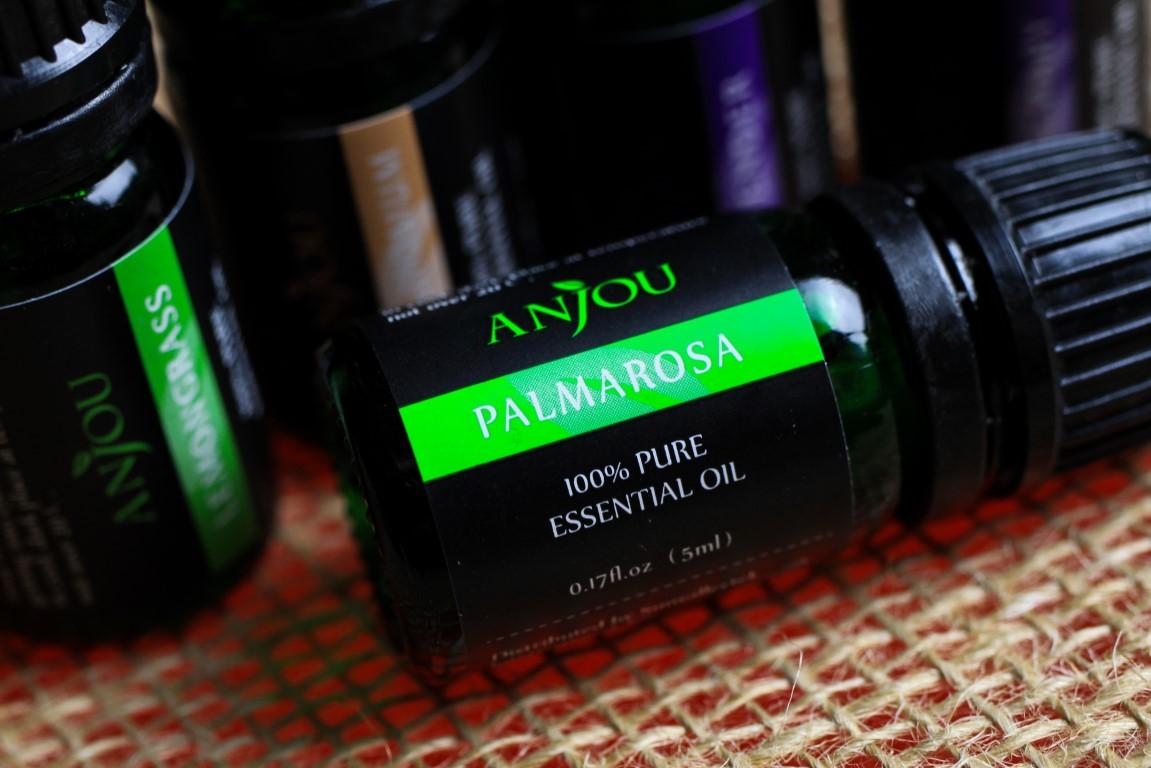 huile essentielle de Palmarosa