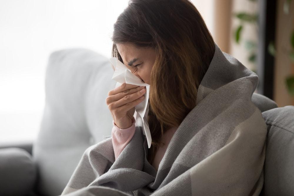 L'immunité du coronavirus saisonnier est courte