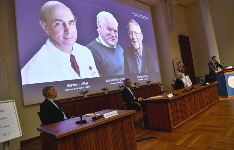 Prix Nobel de médecine 2020 pour les découvreurs du virus de l'hépatite C
