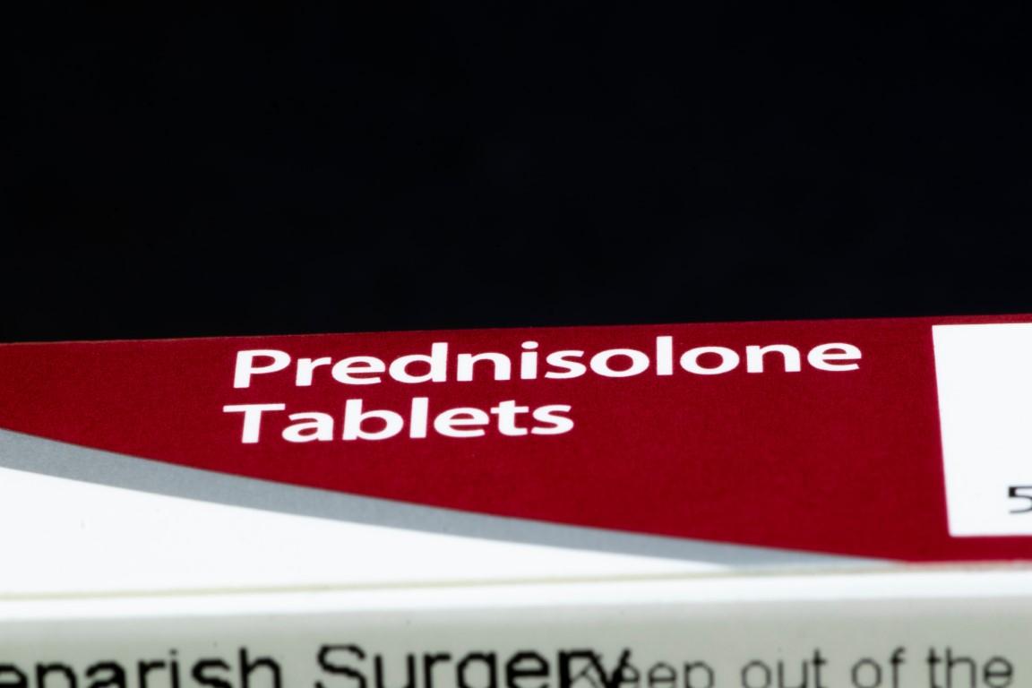 comprimé de Prednisolone