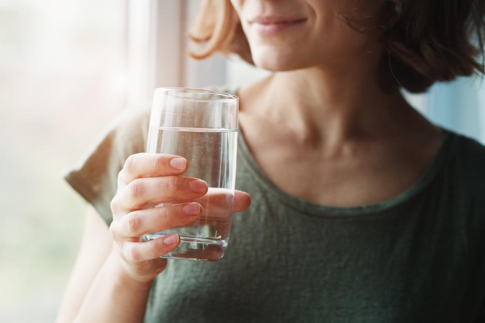boire rétention d'eau